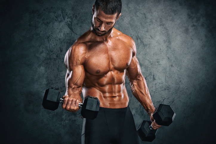 Omnitrope muscle results.