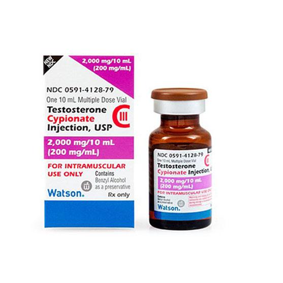Watson Testosterone Cypionate